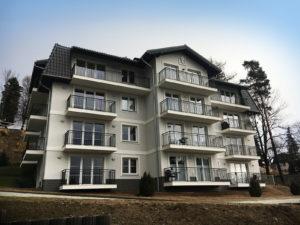 Wolne apartamenty Szklarska Poręba